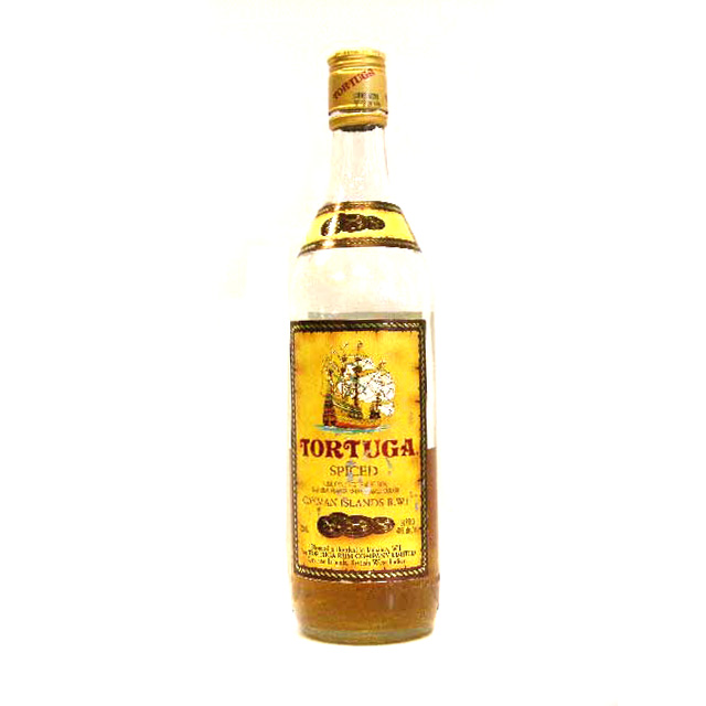 Tortuga Spiced Rum - Scotland Stephenson Spirits Reviews