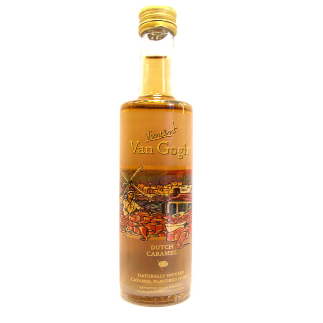 Van Goh caramel vodka