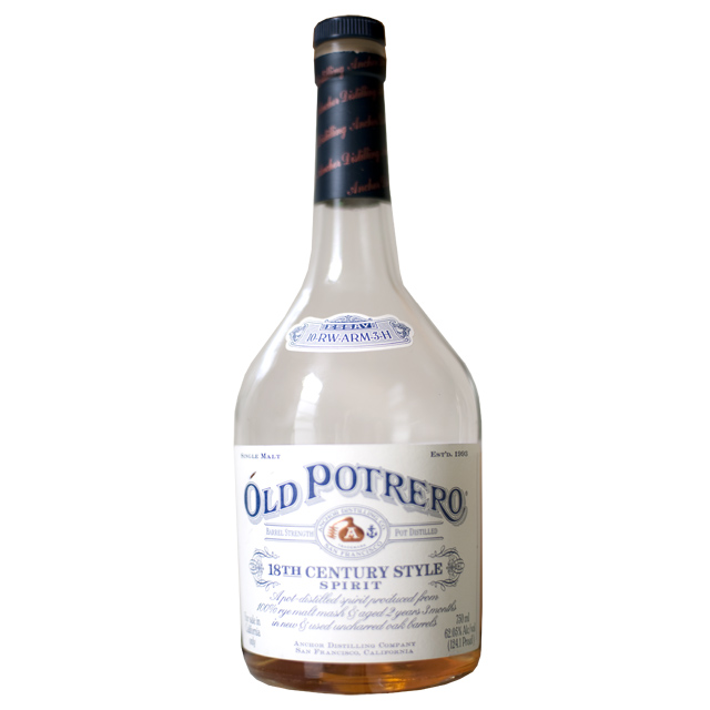 Old Potrero 18th Century Style Spirit