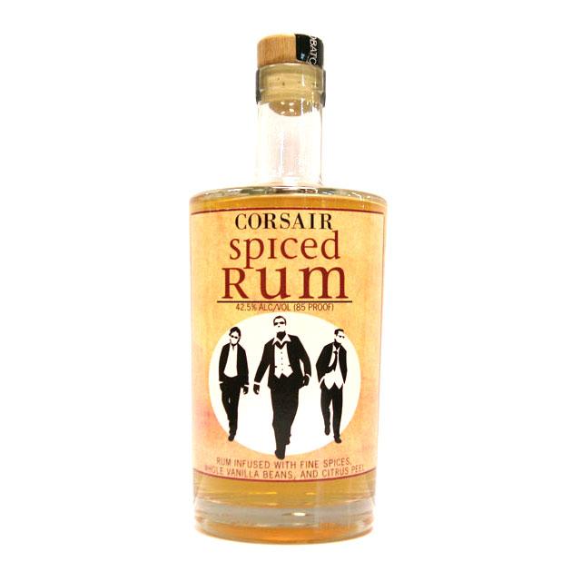 Corsair Spiced Rum - Scotland Stephenson Spirits Reviews