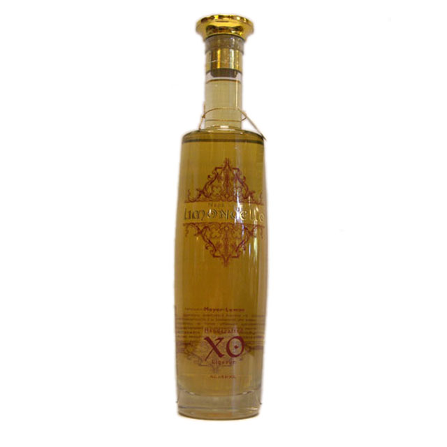 Napa Valley Limoncello Meyer Lemon XO Liqueur