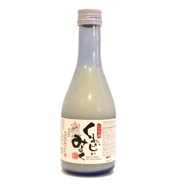 Crazy Milk Nigori Sake