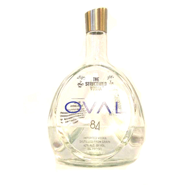 "Oval 84 ""The Structured Vodka"""
