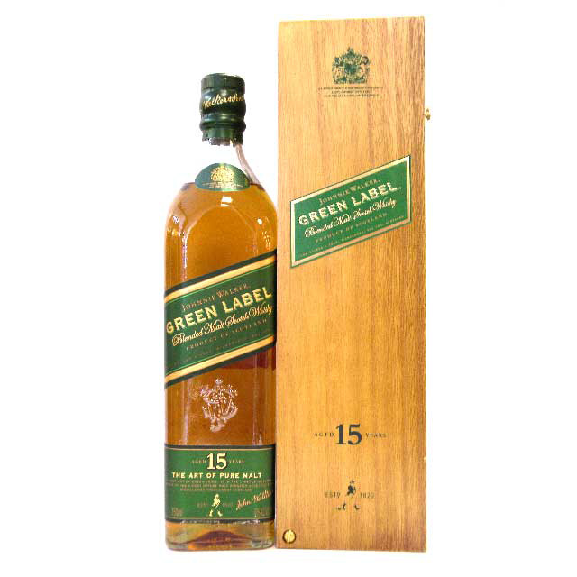 Johhnie Walker Green Label