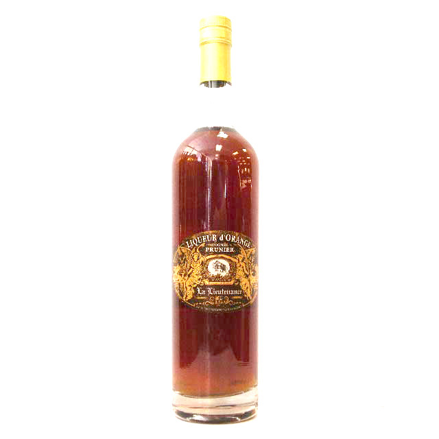 Prunier La Lieutenance Liquer D'Orange