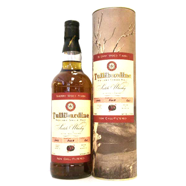 Tullibardine 1993 Sherry Wood Finish